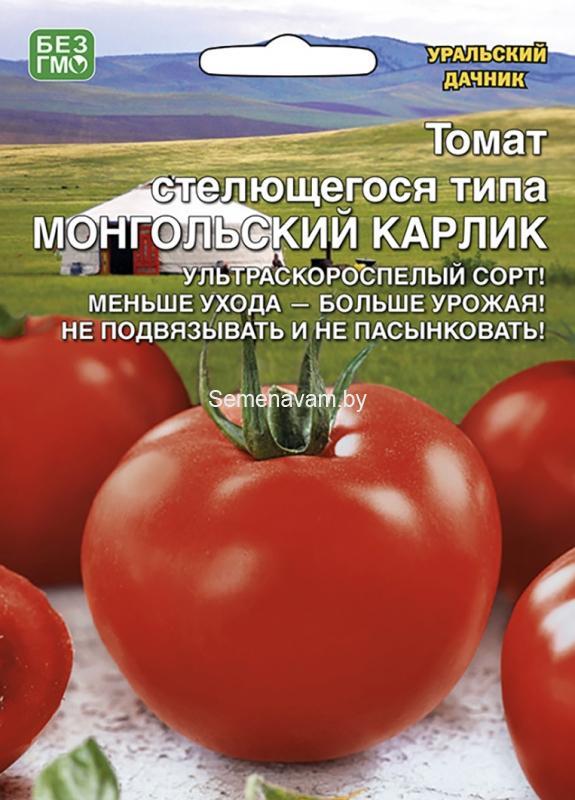 Семена томата Монгольский карлик